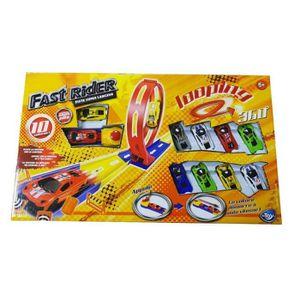 circuit voiture looping achat vente jeux et jouets pas chers. Black Bedroom Furniture Sets. Home Design Ideas