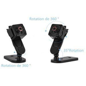 CAMÉRA DE SURVEILLANCE SQ9 caméra infrarouge de vision nocturne HD sans f