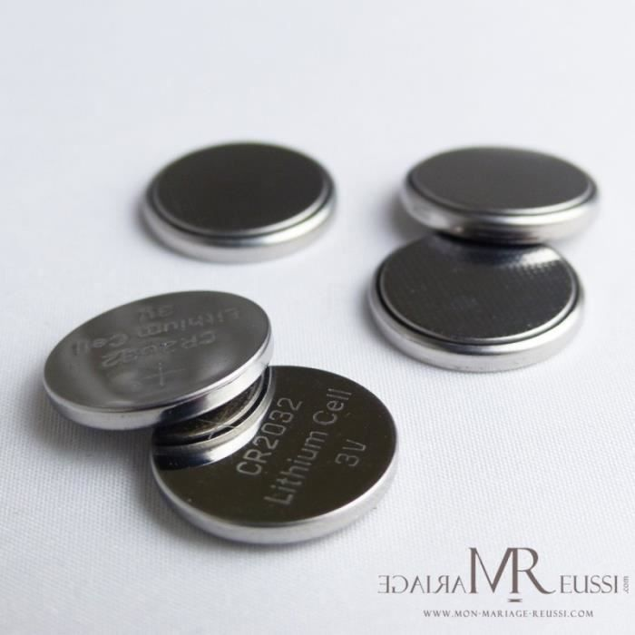 piles plates cr2032 achat vente accessoire de jeu soldes cdiscount. Black Bedroom Furniture Sets. Home Design Ideas