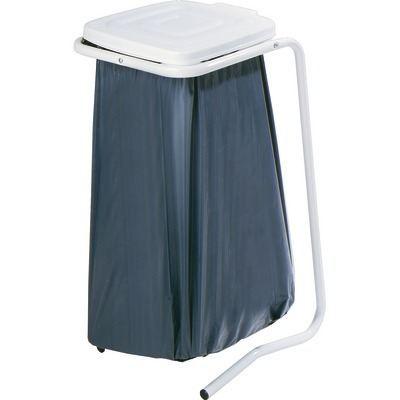 support pour sacs poubelles sur pied support achat vente poubelle corbeille support. Black Bedroom Furniture Sets. Home Design Ideas