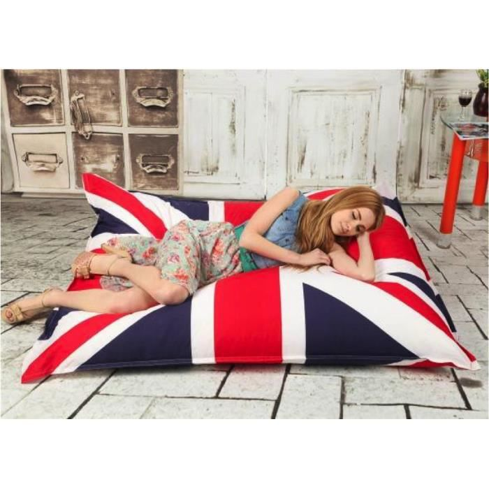Pouf drapeau Angleterre - Achat Vente pouf - poire - Cdiscount