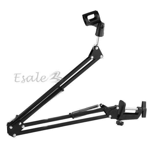 Pince support de table fixation pour microphone meuble - Support photo pince ...