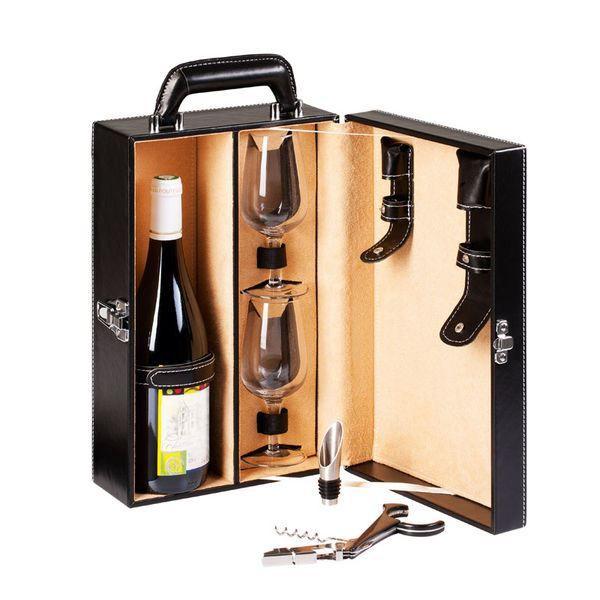 coffret vin finition sellier gs110 achat vente coffret sommelier coffret vin finition. Black Bedroom Furniture Sets. Home Design Ideas