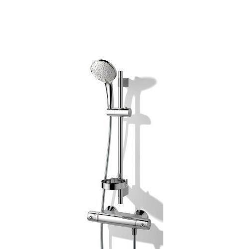 Ideal standard idealrain a5678aa combi douche mitigeur - Mitigeur thermostatique douche ideal standard ...