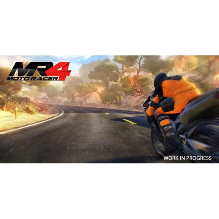 moto racer 4 jeu ps4 playstation vr just for games univers gamingpascher. Black Bedroom Furniture Sets. Home Design Ideas
