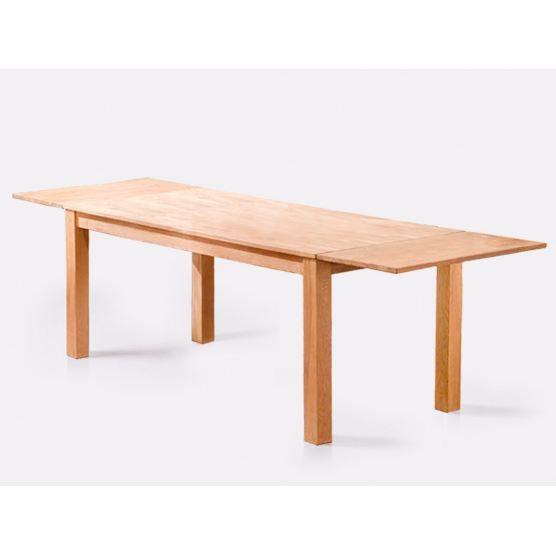 Table de salle manger table de cuisine ch ne clair - Table de salle a manger 180 cm ...