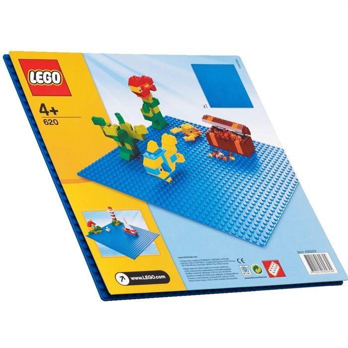 lego briques plaque de base bleue achat vente assemblage construction soldes d t cdiscount. Black Bedroom Furniture Sets. Home Design Ideas
