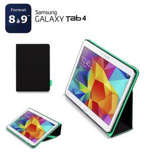COQUE - HOUSSE Port Designs Etui Galaxy Tab 4 Malmoe Noir 8 po...