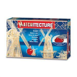 GARAGE - BATIMENT Matchitecture Moulin à vent
