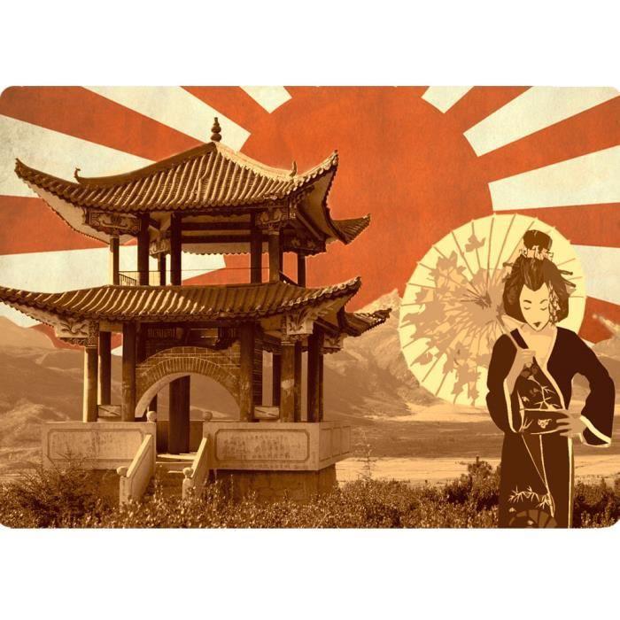 Tapis De Souris D Cor Japon Prix Pas Cher Cdiscount