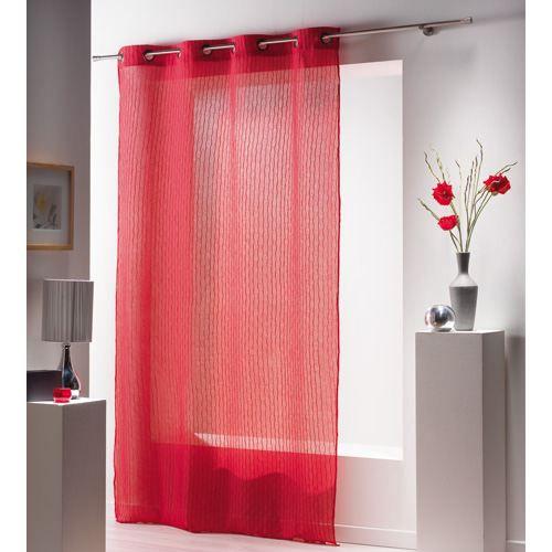 rideaux beige et rouge cuisine solutions pour la d coration int rieure de votre maison. Black Bedroom Furniture Sets. Home Design Ideas