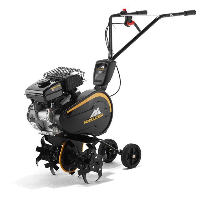 MOTOBINEUSE Mc CULLOCH Motoculteur thermique 87cc MFT44-154