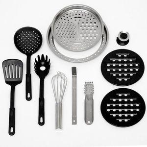 Cuisiniere gaz et induction achat vente cuisiniere gaz - Batterie de cuisine inox 18 10 ...