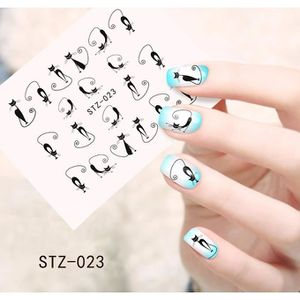 Stickers ongles chats achat vente stickers ongles chats pas cher cdiscount - Couper les ongles de chat ...