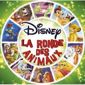 CD COMPTINES - ENFANTS Disney : La ronde des animaux by Compilation