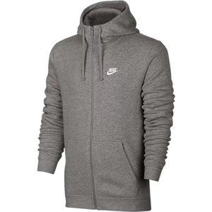 SWEATSHIRT Nike Sportswear Full-Zip Hoodie - 804389