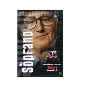 DVD SÉRIE DVD Les Soprano Saison 1 Episodes 9 et 10