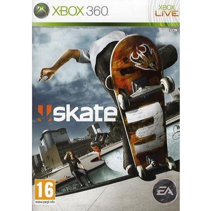 skate 3 jeu console xbox 360 achat vente jeux xbox 360 skate 3 xbox 360 les soldes sur. Black Bedroom Furniture Sets. Home Design Ideas