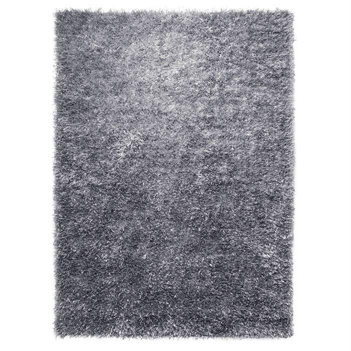 tapis gris argent. Black Bedroom Furniture Sets. Home Design Ideas