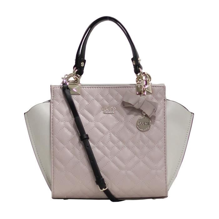 Sac Guess Rose Nouvelle Collection : Sac ? main guess ines vg rose achat vente