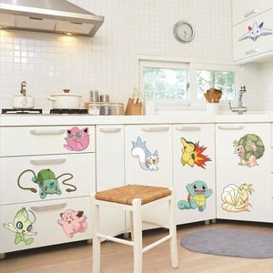 Stickers muraux pokemon achat vente stickers muraux for Stickers cuisine enfant