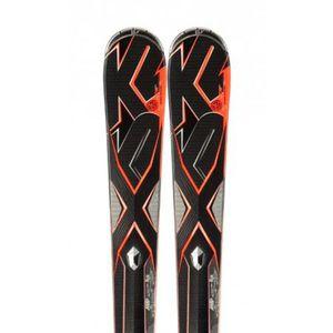 SKI ski k2 amp bolt + fixations mx d...