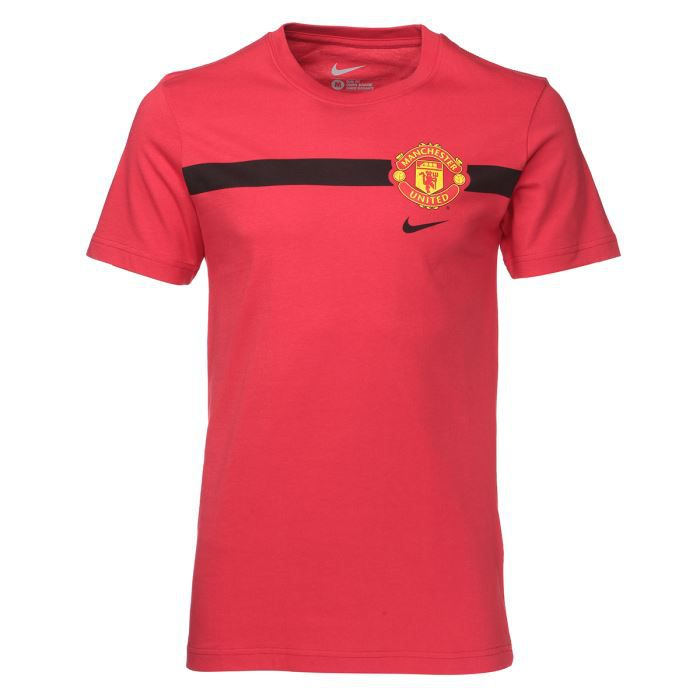 nike t shirt manchester united homme achat vente maillot polo nike t shirt homme cdiscount. Black Bedroom Furniture Sets. Home Design Ideas