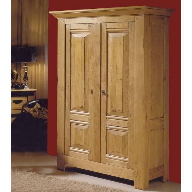 armoire 100 ch ne massif 39 aur lie 39 achat vente. Black Bedroom Furniture Sets. Home Design Ideas