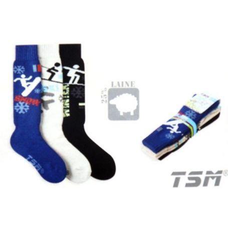 chaussettes ski 27 30 lot achat vente chaussettes. Black Bedroom Furniture Sets. Home Design Ideas