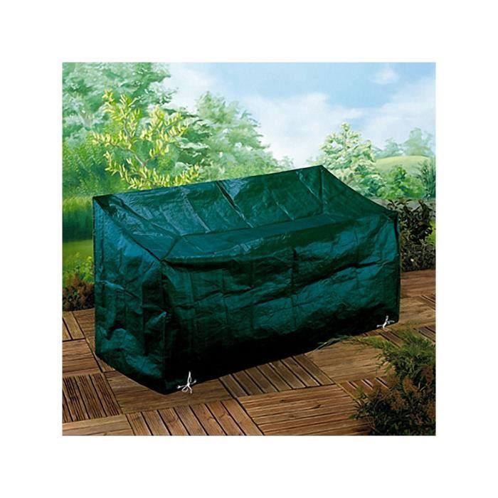 housse pour banc ou si ge 184 x 66 x 81 cm achat vente housse meuble jardin housse pour. Black Bedroom Furniture Sets. Home Design Ideas