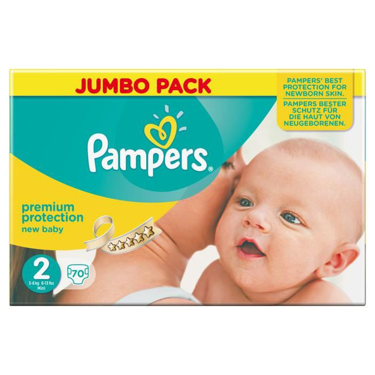 Promo couches pampers - Carrefour promotion couches pampers ...