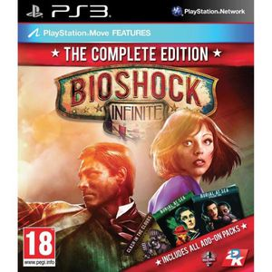 JEU PS3 BioShock Infinite : The Complete Edition - jeu PS3