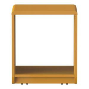 Table de chevet original achat vente table de chevet - Table de chevet jaune ...