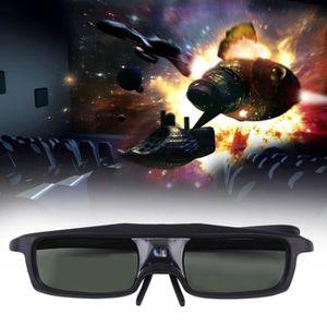 LUNETTES 3D obturateur lunettes 3d universelles actives rechar