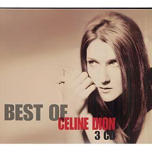 CD VARIÉTÉ FRANÇAISE Best of Céline Dion
