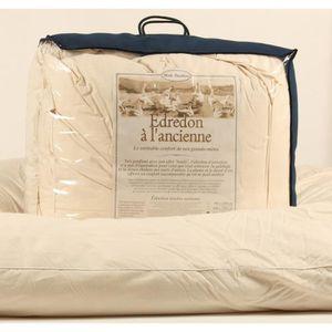 edredon plume achat vente edredon plume pas cher les. Black Bedroom Furniture Sets. Home Design Ideas