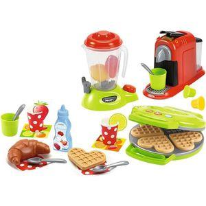 Set petit dejeuner jouet achat vente jeux et jouets pas chers - Electromenager pour petite cuisine ...
