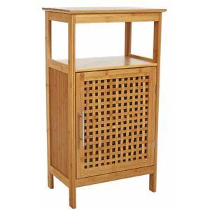 Rangement salle de bain achat vente rangement salle de - Echelle en bambou pour salle de bain ...