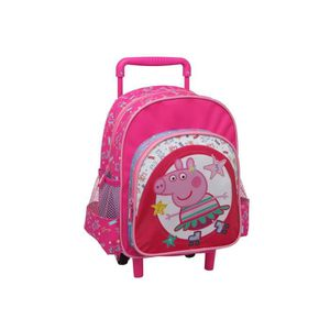 sac a roulette peppa pig achat vente sac a roulette peppa pig pas cher cdiscount. Black Bedroom Furniture Sets. Home Design Ideas