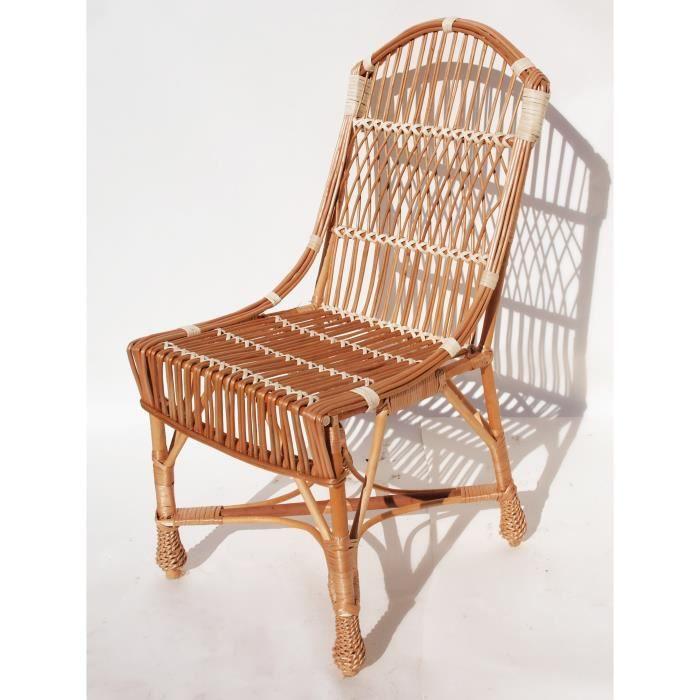 msk chaise en osier naturel ema lot de 2 re achat vente fauteuil jardin msk chaise en. Black Bedroom Furniture Sets. Home Design Ideas