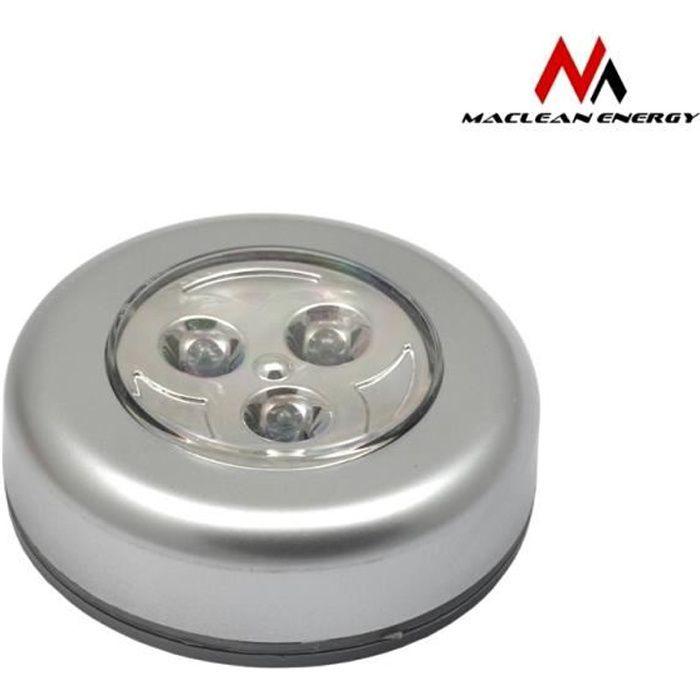 lampe adh sive 3xled pousser lampe de lumi re a achat vente ampoule led cdiscount. Black Bedroom Furniture Sets. Home Design Ideas