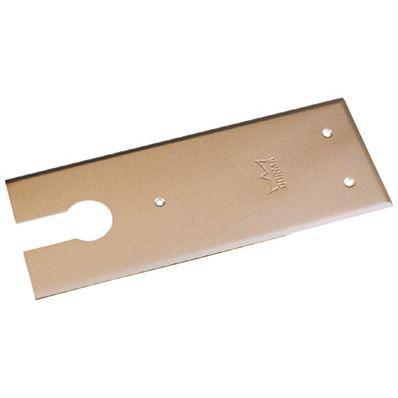 plaque de recouvrement pour bts 84 achat vente porte d. Black Bedroom Furniture Sets. Home Design Ideas