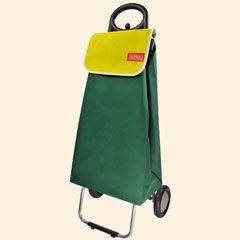 poussette de march 2 roues vert bicolore vert achat vente poussette de marche 3760185305624. Black Bedroom Furniture Sets. Home Design Ideas
