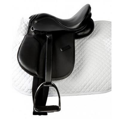ensemble selle compl te filet et triers noirs prix pas cher soldes d hiver d s le 11. Black Bedroom Furniture Sets. Home Design Ideas