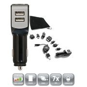 PRISE ALLUME-CIGARE ONE FOR ALL PW1625 Chargeur allume cigare USB