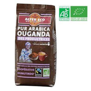 CAFÉ - CHICORÉE ALTER ECO Café Ouganda Bio 200g