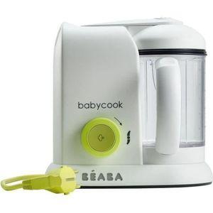 ROBOT BÉBÉ BEABA Robot 4 en 1 Babycook Solo Neon