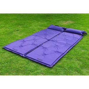 tapis de sol matela auto gonflable avec oreiller tapis de. Black Bedroom Furniture Sets. Home Design Ideas