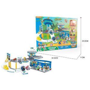 quartier generale pat patrouille achat vente jeux et jouets pas chers. Black Bedroom Furniture Sets. Home Design Ideas