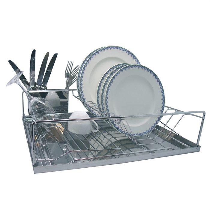 Egouttoir sefama classique capacit 12 assiettes achat - Egouttoir a vaisselle a suspendre ...
